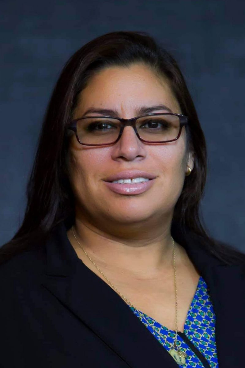 Angy Abaunza : Director of Operations